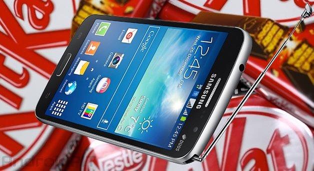 AndroidPIT Samsung KitKat Galaxy grand 2