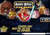"""Angry Birds Star Wars"" chega em novembro"