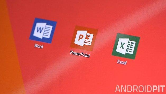 Microsoft libera versão final do Word, do Excel e do PowerPoint para tablets Android