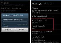 Samsung Galaxy S3 recebe atualização para Android 4.1.2 no Brasil