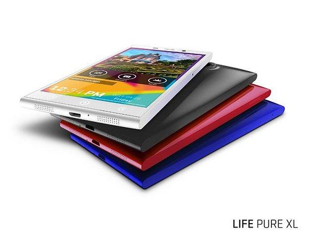 BLU Life Pure XL 02