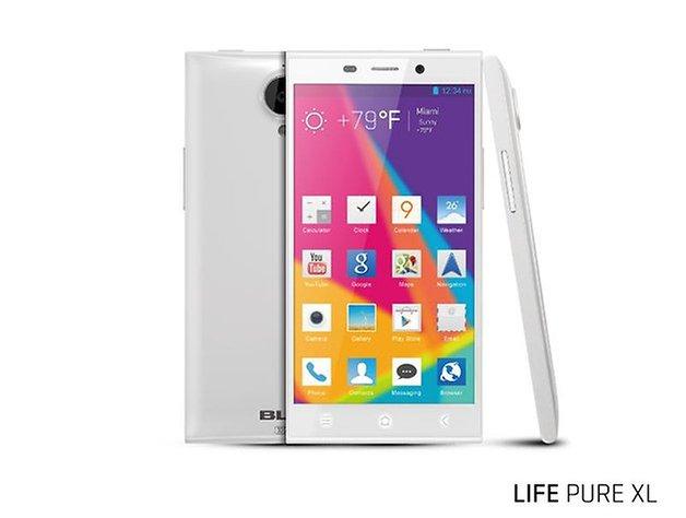 BLU Life Pure XL