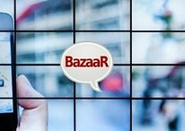 Que tal um BazaaR de aplicativos Android quando você mais precisar?