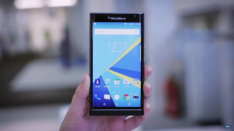 blackberry priv android teaser