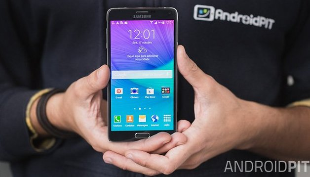Como transformar seu dispositivo Android no Galaxy Note 4