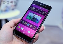 Sony Xperia Z2 hands-on video