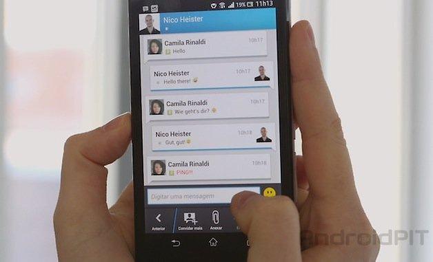 BBM Android teaser