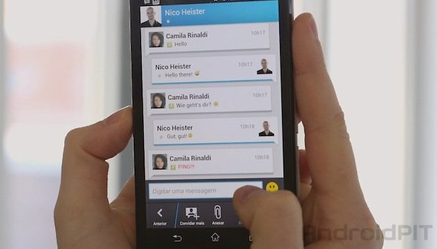 Consejos y trucos para BlackBerry Messenger Android