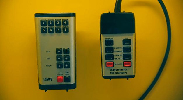 Controles antigos