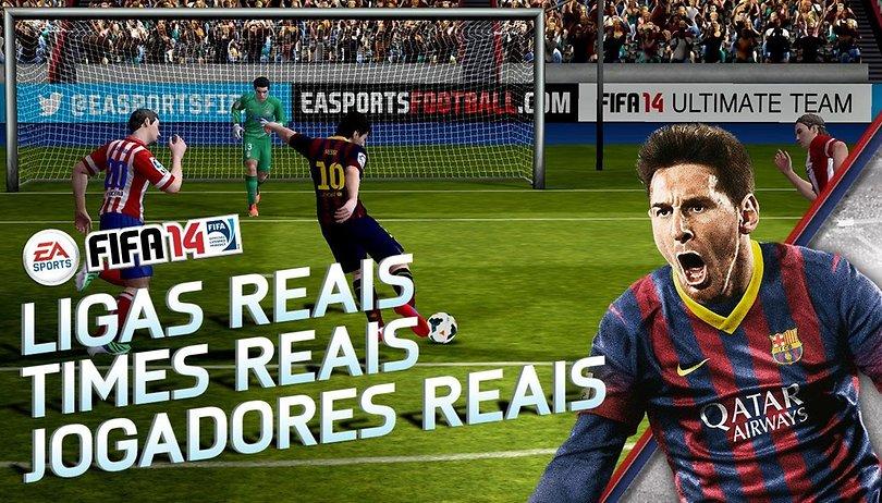 FIFA 14 chega para Android: gratuito e em português