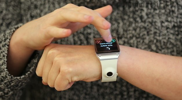 Galaxy Gear Samsung smartwatch