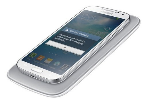Galaxy s4 carregador sem fio