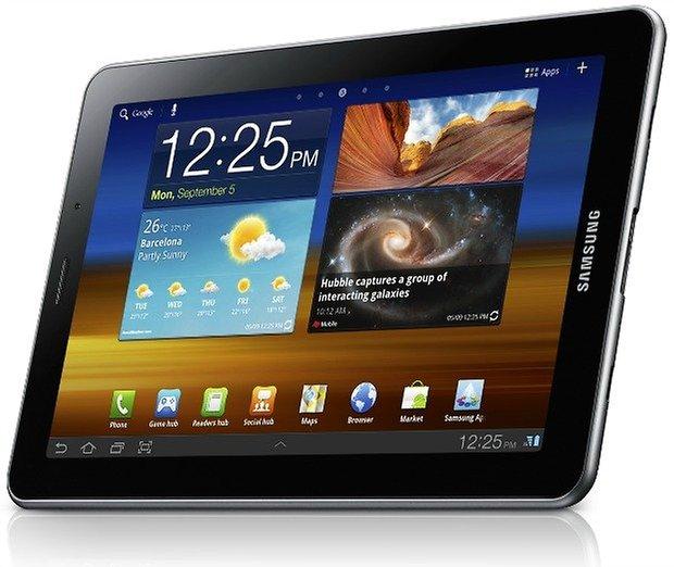 Galaxy tab 7 7
