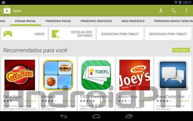 Google Play Store 4 0