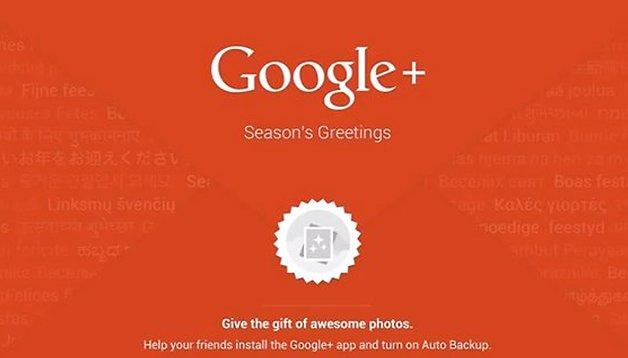 Que tal criar a sua retrospectiva 2013 usando o Google+?