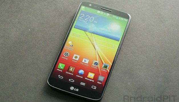 How to take a screenshot with the LG G2: 2 easy methods