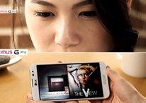 LG Optimus G Pro vem para fazer frente ao Galaxy S4 em termos de tecnologia