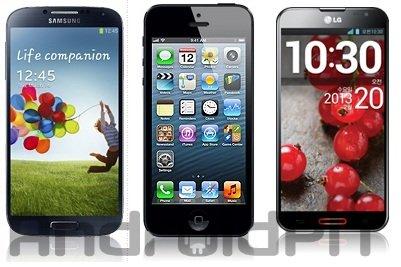 Maiores fabricantes celulares