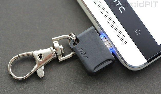 Mini microSD