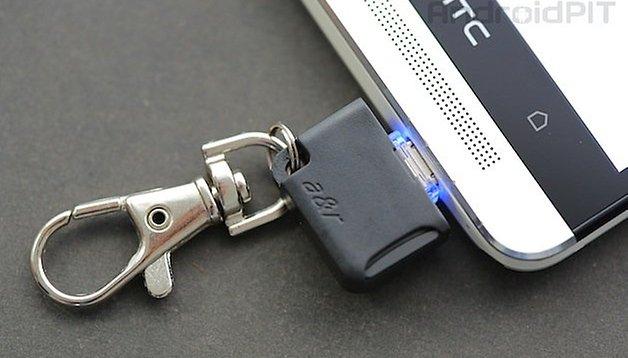Gadget der Woche: Der Mini-microSD-Kartenleser für Android von MeenOva