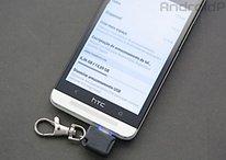 Gadget de la semana - Mini lector de tarjetas microSD para Android