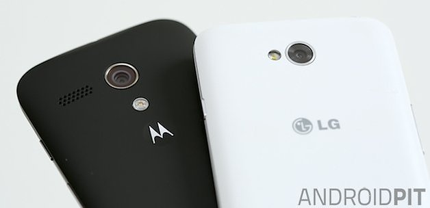 Moto G L 70 comparacao camera