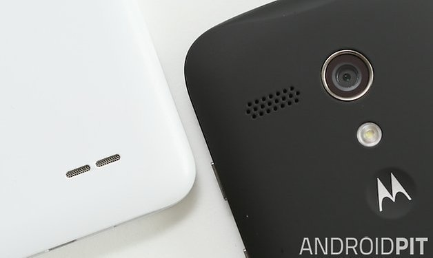 Moto G L 70 comparacao speakers