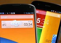 Moto G vs. Nexus 4: 200 Reais fazem a diferença?