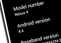Nexus 4 apresenta problemas após atualização para Android 4.4 KitKat