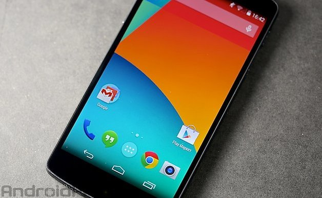 Nexus 5 Android 4 4 UI