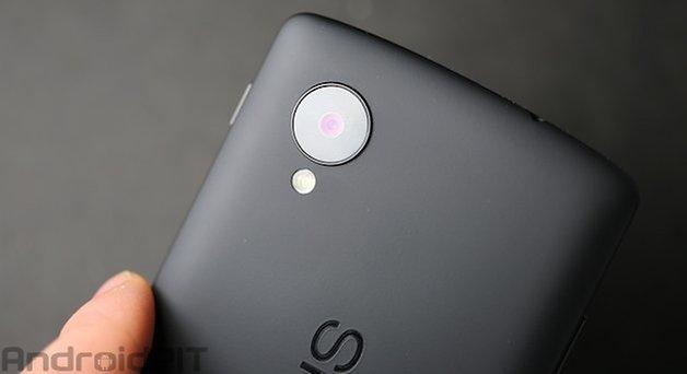 Nexus 5 camera sensor