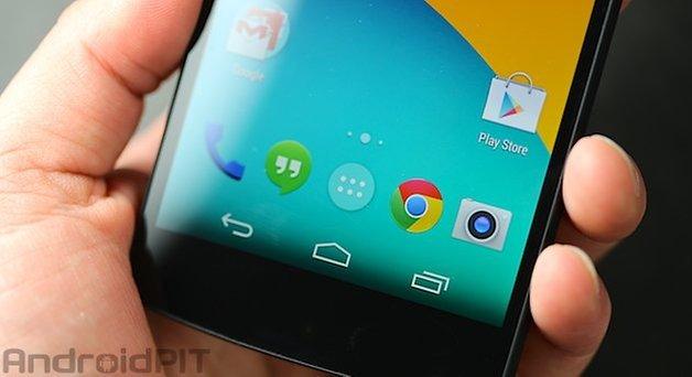 Unboxing Nexus 5