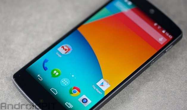 Nexus 5 teaser pic