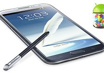 Galaxy Note 2 Android 4.3 update misses the mark