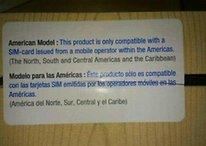 Samsung e o bloqueio local dos cartões SIM