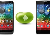 Jelly Bean chega para Motorola RAZR i e RAZR HD
