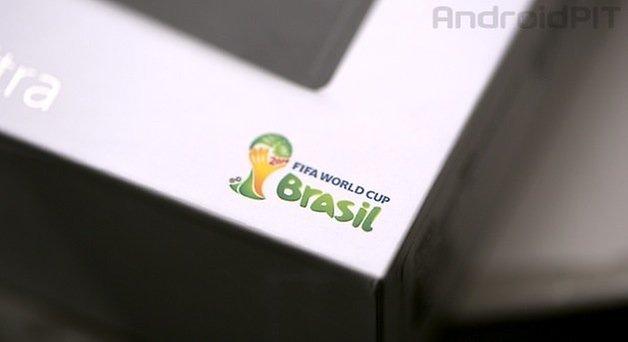 Sony mobile brasil copa 2014 logo