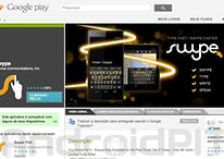 Swype deixa o beta e chega à Google Play Store