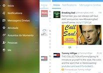 Twitter 5.0 beta chega para testadores, confira as novidades!