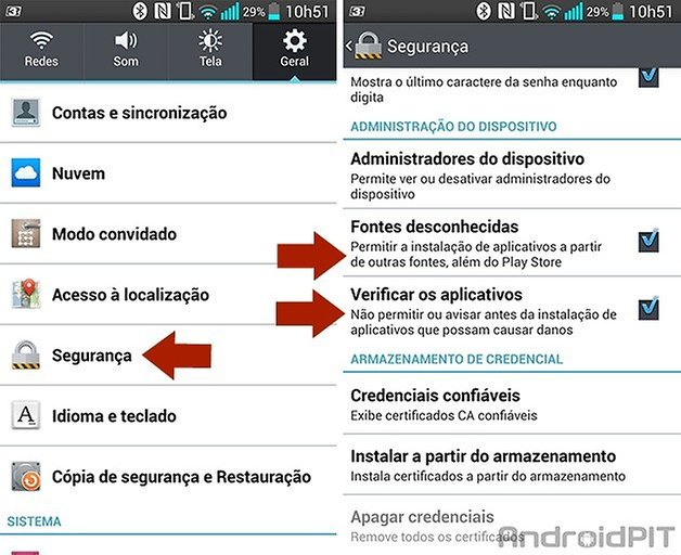 apps fora play store