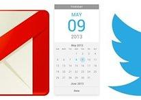 Apps e novidades da semana: Google Agenda, Twitter e GMail
