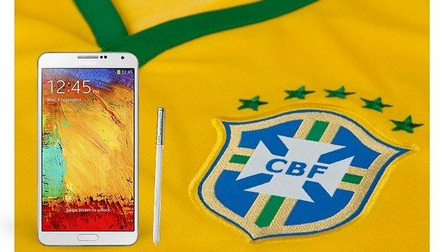 Celulares da Samsung e Motorola em promoção - menos para o Brasil