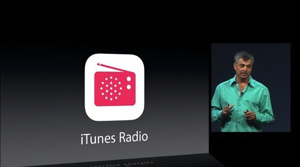 iRadio ios7 apple