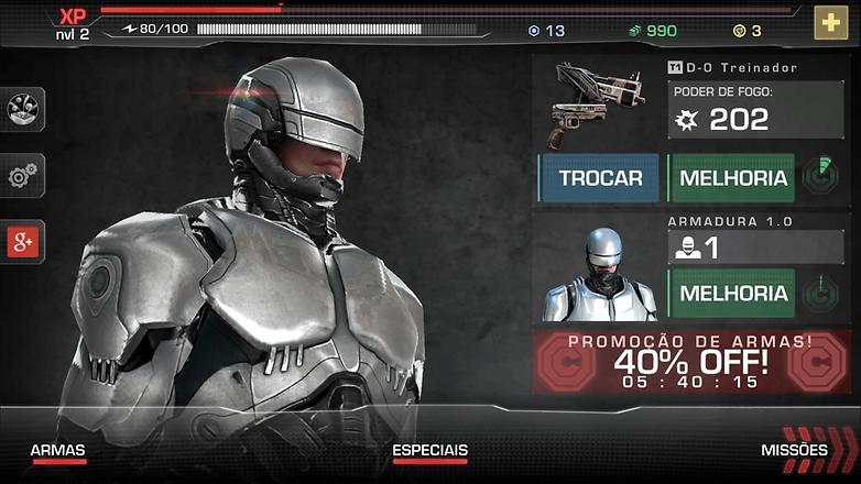 jogo robocop android