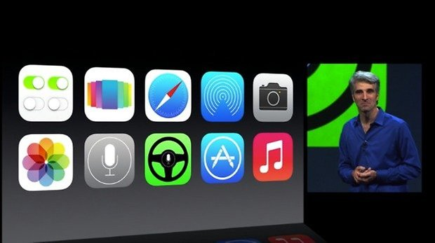 new services ios 7