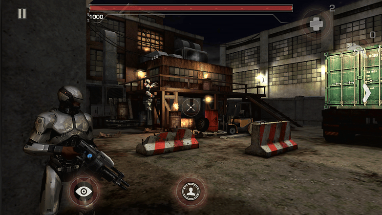 robocop android jogo