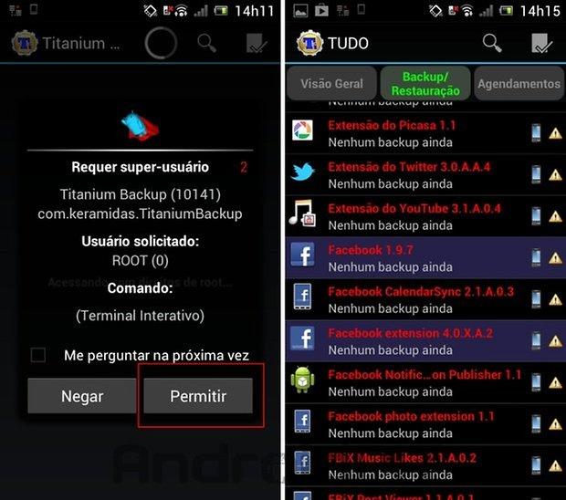 tutorial desisntalar app nativo