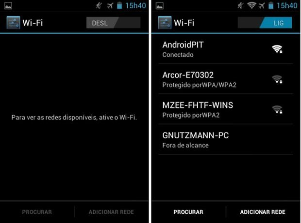 wi fi android