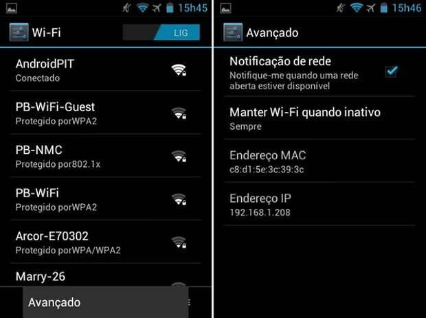 wi fi smartphones android