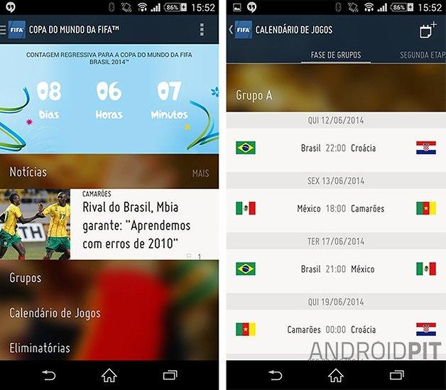 Fifa app copa do mundo